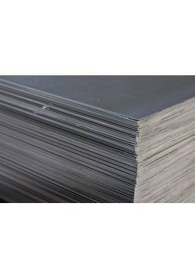 Лист черного  металла 1.5мм/1.25х2.5м/