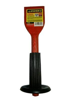 Зубило-конопатка STAYER  230мм с протектором/2125