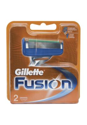 Лезвие Gillette Fusion 2шт