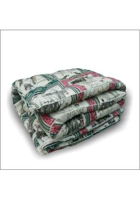 Одеяло Асика 1,5 сп шерсть овечья