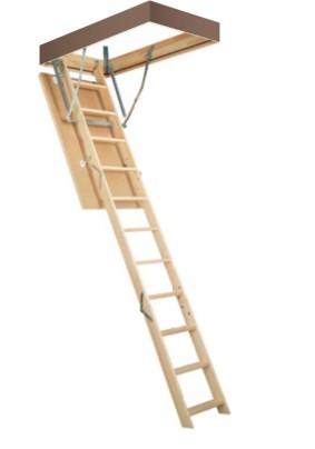 Лестница чердачная/Smart/LWS-280/70х120/