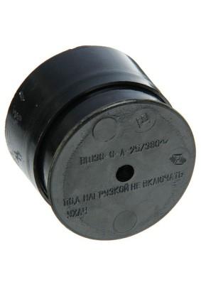 Разъем РШ-ВШ/25А/380В черн.