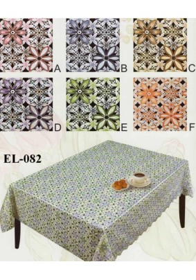 Клеенка стол. Лейс/ш.=1,32-1.40м/