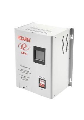 Стабилизатор напр. 10 кВт/Ресанта АСН-10000 Н/1-Ц