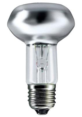 Лампа эл.60 Вт R63/зерк./E27/Филипс