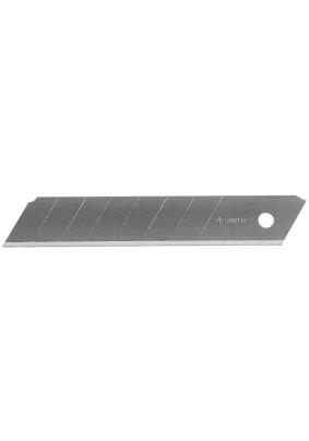 Лезвия для ножа сегментные 18мм  8сегм. Stayer Мастер 5шт /0915-S5/