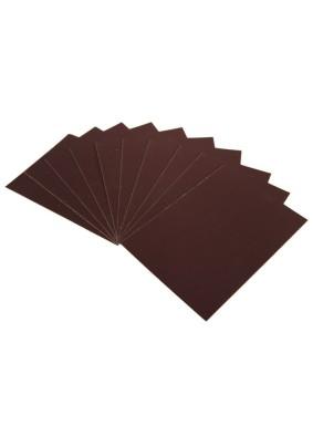 Шлиф-лист №0/240х170 мм/10 шт./ткан.основа/