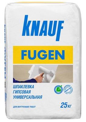 "Шпатлевка гипс. Кнауф ""Фугенфюллер""/25кг/"