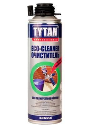 Очиститель д/пены Tytan Eco/500 мл/
