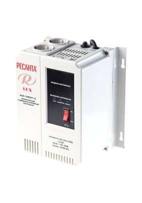 Стабилизатор напр. 1.5 кВт/Ресанта АСН-1500Н/1-Ц/