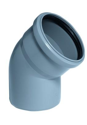 Отвод внутр. канализации Д 110  (45 гр.)       (50)