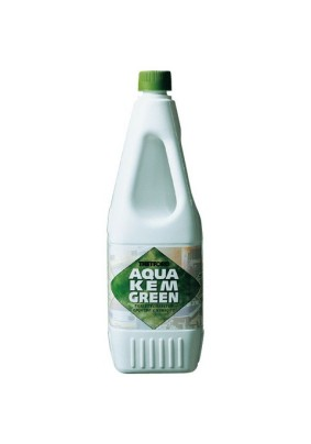 Средство для чистки биотуалета Aqua Kem Green 1,5л