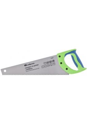 Ножовка по дереву 350мм Сибртех /23801/