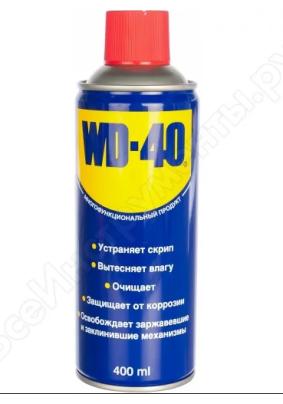 "Ср-во д/тысячи применений""WD-40/0.4л/"