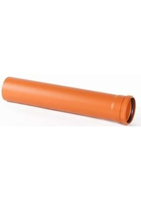 Труба для наружн. канализации .Д110*3,2 (1м)   (*10)