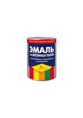 Эмаль для бетонных полов Новбытхим серая/3 л/