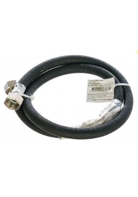 Подводка газовая резиновая 2 м в-в