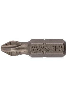 Бита PH-2 25мм WhirlPower