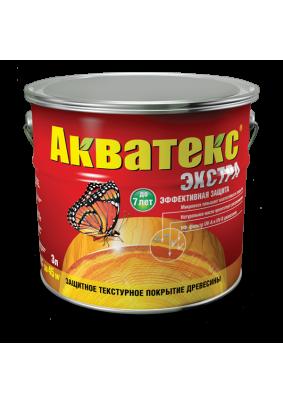 Акватекс-экстра орех/3 л/