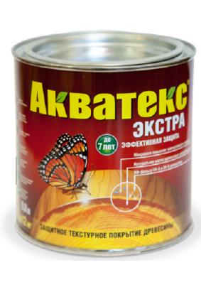 Акватекс-экстра орех/0.8 л/