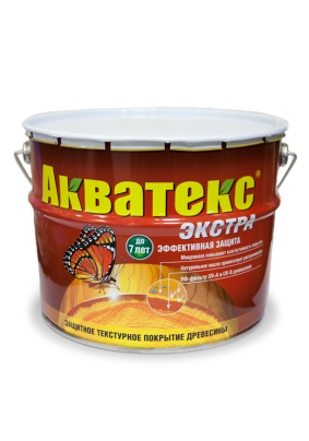 Акватекс-экстра сосна/10 л/