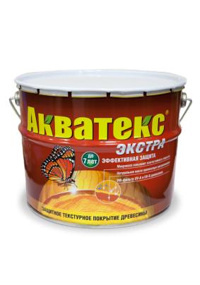 Акватекс-экстра орех/10 л/