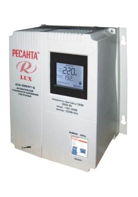 Стабилизатор напр. 5 кВт/Ресанта АСН-5000 Н/1-Ц/