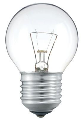 Лампа эл.60 Вт P45 CL E27 Филипс