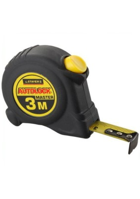 Рулетка STAYER 3м х16мм AutoLock/2-34126-03-16/(1/6)
