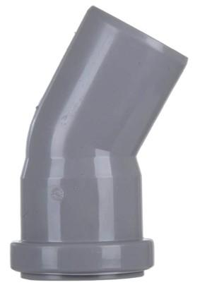 Отвод внутр. канализации Д  50  (30 гр.)            (350)