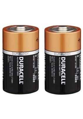 Батарейка R20/2шт/Duracell/MN1300/