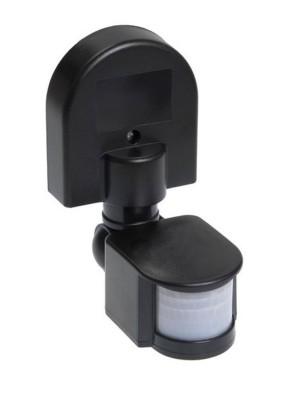 Детектор движения 1100Вт/IEK ДД 008 180гр.12м IP44 черный