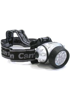 Фонарь налобный Camelion LED-5312-14F4/14 LED,4 реж.3хR3 в комп-те