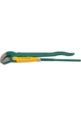 """Ключ трубный 1"""" 330мм Kraftool PANZER V, изогнутые губки/2735-10_z01/"""