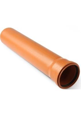 Труба для наружн. канализации .Д110*3,2 (3м)    (*10)