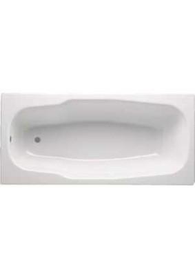 """Ванна стальная """"Atlantica BLB"""" 1.8х0.8 толщина стали 2,3 мм. с ножками"""