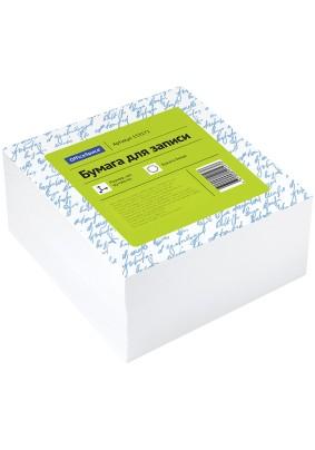 Блок бумаги д/записей/9х9х5/153171/