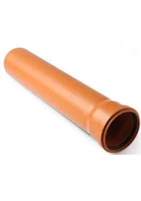 Труба для наружн. канализации .Д110*3,2 (2м)    (*10)