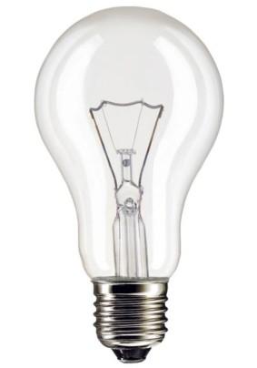 Лампа эл.40 Вт А55 CL E27 Филипс