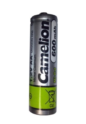 Аккумулятор Camelion R6/600mAh/