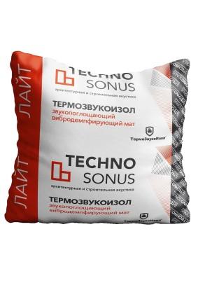 Термозвукоизол 10х1.5м/толщина 10мм/ ЛАЙТ