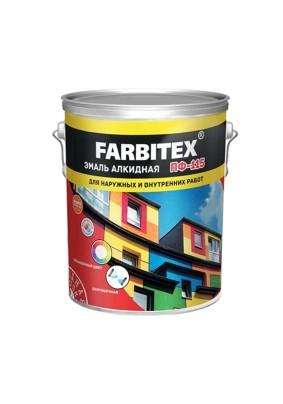 ПФ-115 Farbitex белая/5 кг/