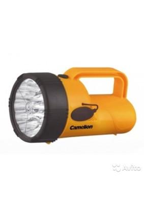 Фонарь прожектор Camelion 29314/аккум 220 19LED