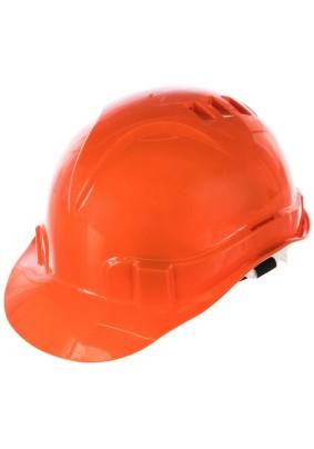 Каска монт. оранжевая