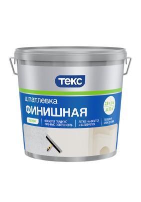 Шпатлевка финишная латексная готовая ПрофиТекс выравн./16 кг/