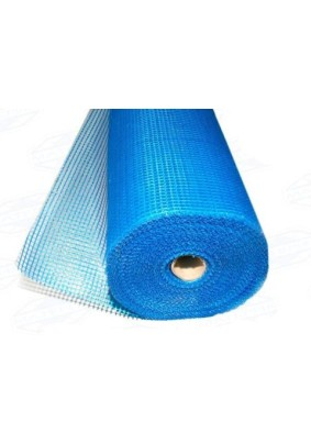 Сетка стеклотканевая фасадная/5х5/50 м/160 г/кв. м/SD-GLASS