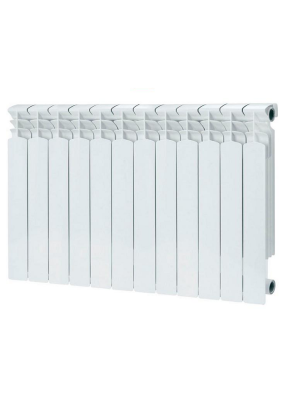 Радиатор ал. STI 500/80 (12 секц.)