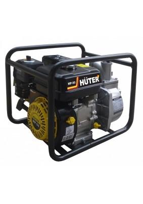Мотопомпа Huter MP-50 5.5л/с напор 32м