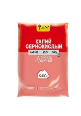 Калий сернокислый 1кг/фаско/