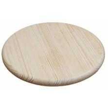 Столешница круглая (хвоя) 28мм д600мм АВ
